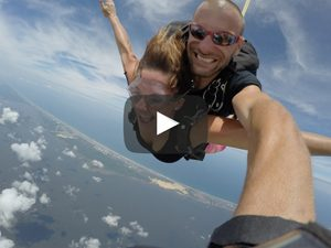 Skydiving Photos Over the OBX