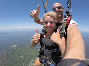 Skydiving Videos over the Outer Banks
