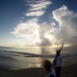 Skydive OBX Beach Landing